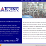TechnicMsl.co.uk: Website Portfolio Image